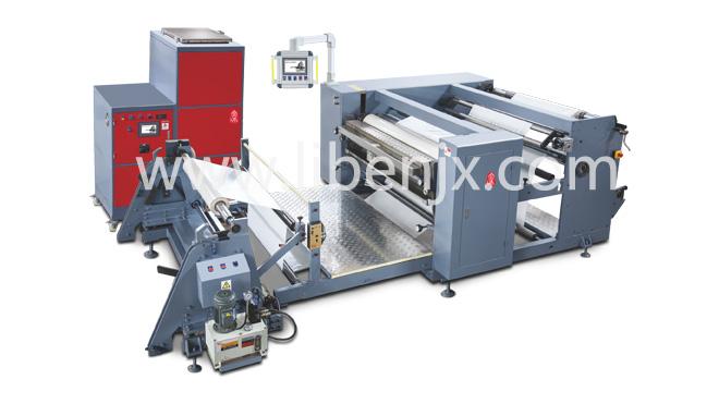 LB-EQ 系列热熔胶涂布机